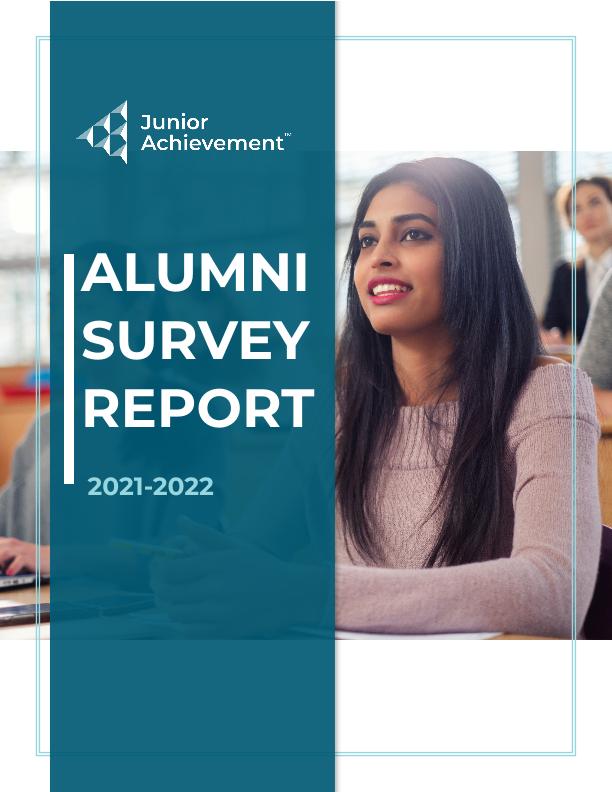 Ipsos/JA Alumni Report