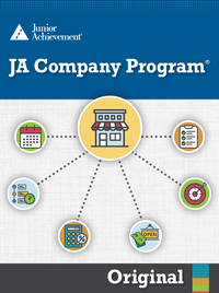 JA Company Program curriculum cover