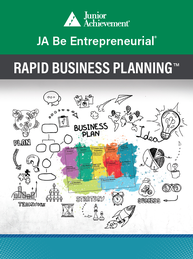 JA Be Entrepreneurial<sup style='text-decoration:none;'>®</sup> (Rapid Business Planning)